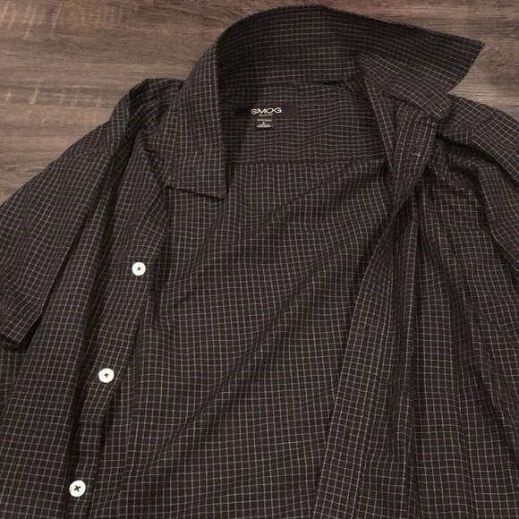 dfea203f SMOG Shirts | Slim Fit Button Down Casual Shirt | Poshmark